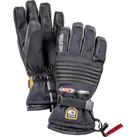 Hestra All Mountain CZone Rękawiczki 5-palcowe, black
